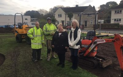 New Play Park for Bourne