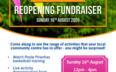 More activities added to  Re-Opening Fundraiser