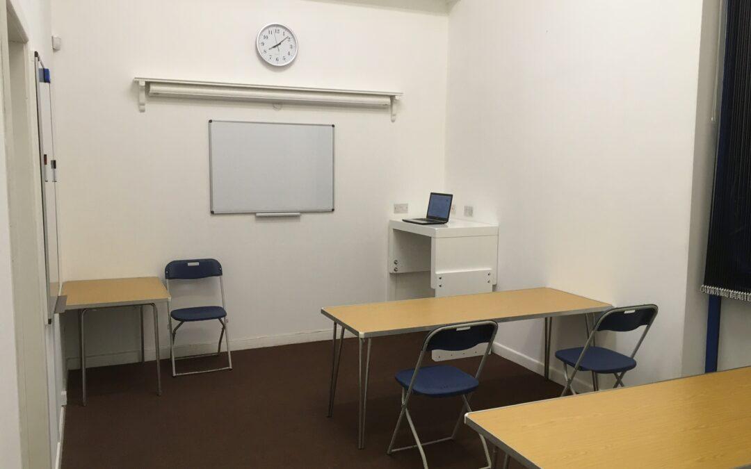 More improvements to the Branksome Community Centre