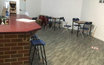 Branksome Community Centre Re-opens