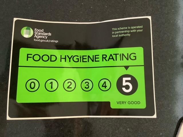 Moor Community Food Store gets the top Food Hygiene rating